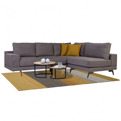 Πολυμορφικός γωνιακός καναπές Pearl