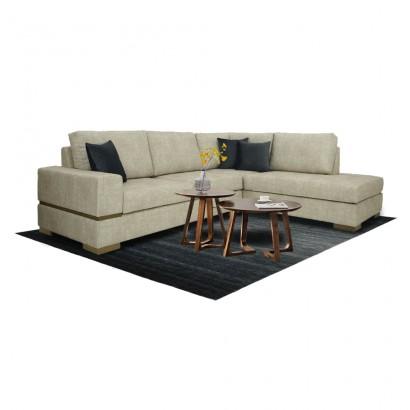 Γωνιακός καναπές Betty new