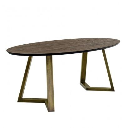 Τραπέζι Dexter Oval
