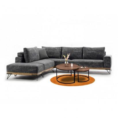 Γωνιακός καναπές Dust