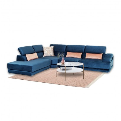 Γωνιακός καναπές Enzo