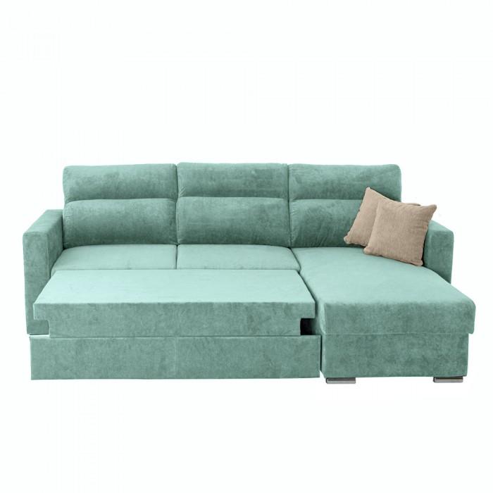 Γωνιακός καναπές κρεβάτι Kendall