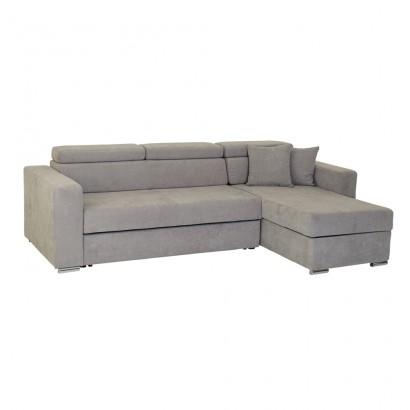 Γωνιακός καναπές κρεβάτι Laura