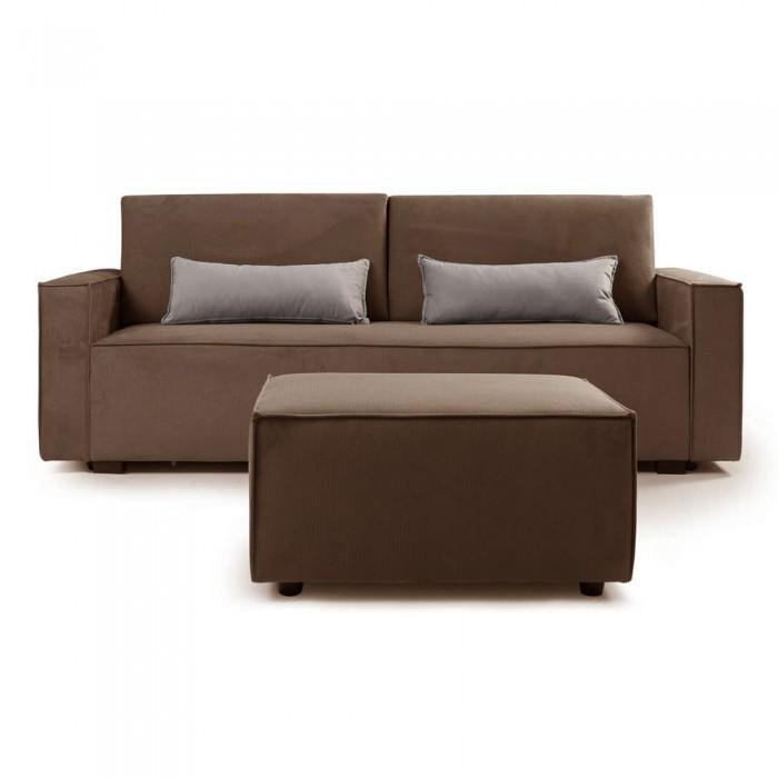 Γωνιακός καναπές κρεβάτι Milan