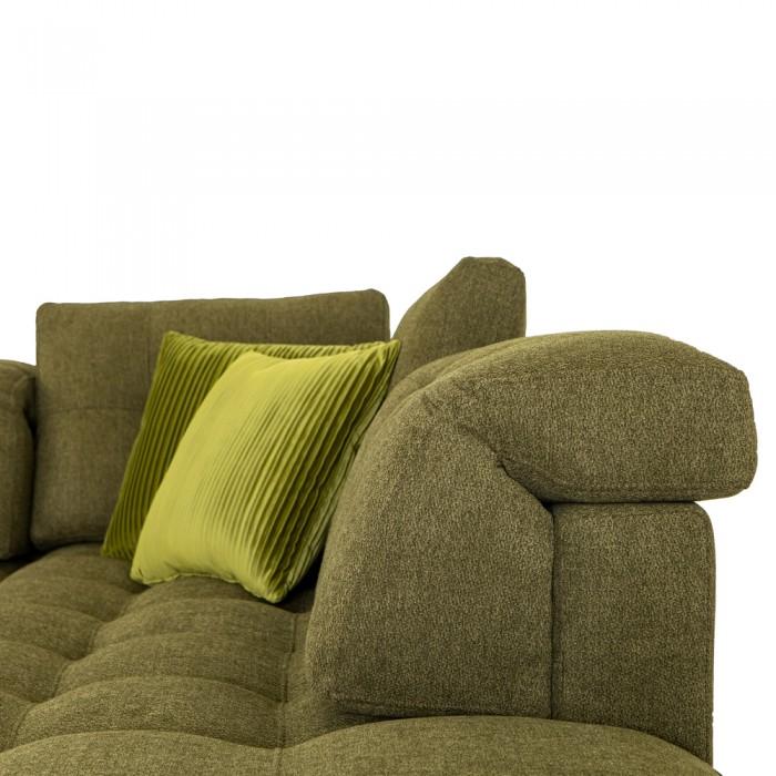 Γωνιακός καναπές Root
