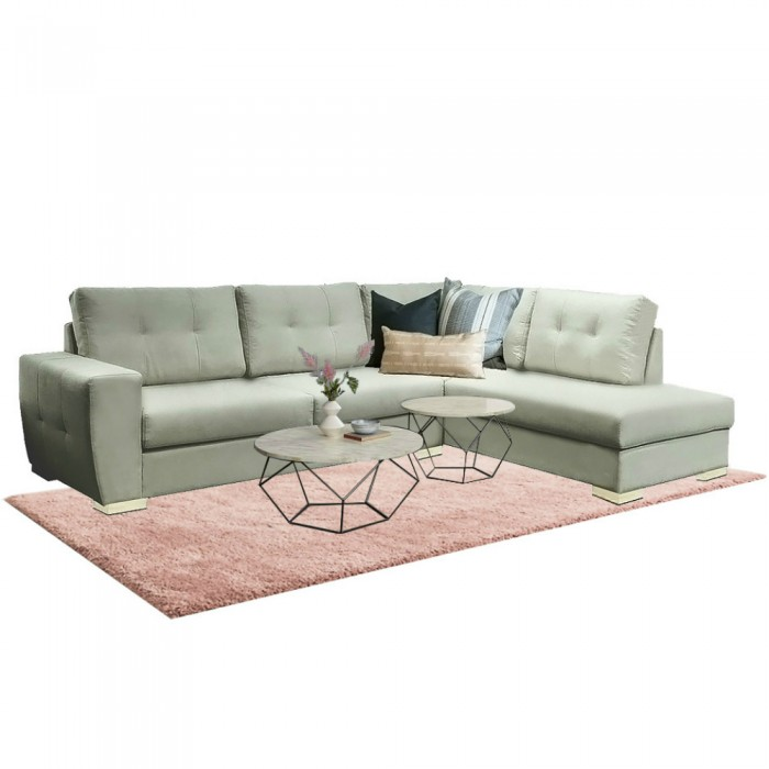 Γωνιακός καναπές Sienna