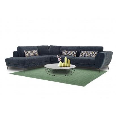 Γωνιακός καναπές Zizel