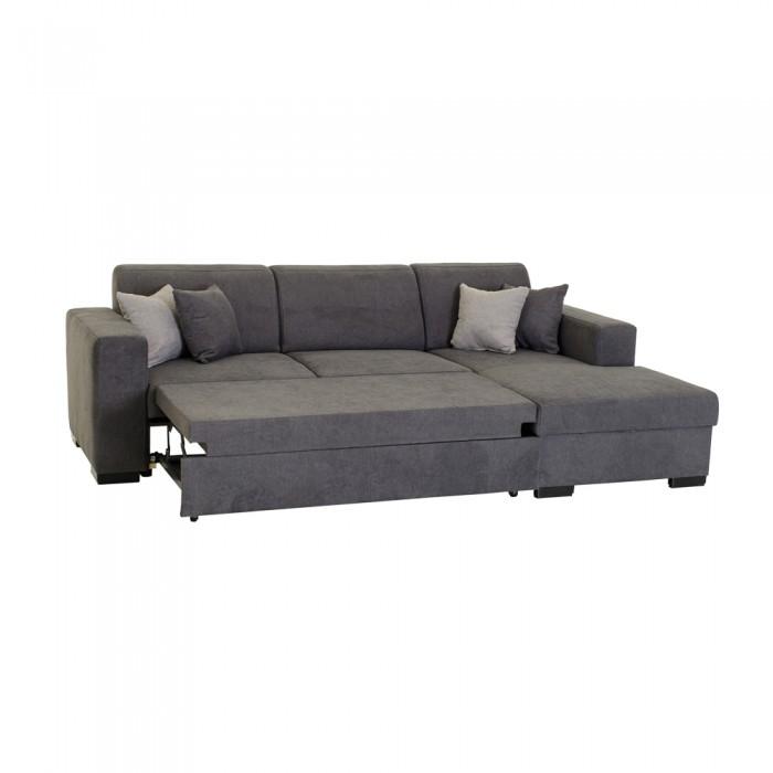 Γωνιακός καναπές Carib