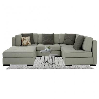 Πολυμορφικός γωνιακός καναπές Denver
