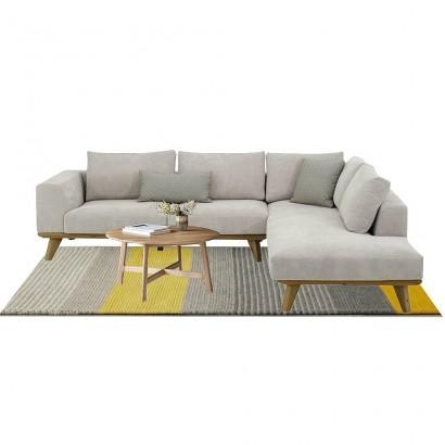 Καναπές γωνία Duke