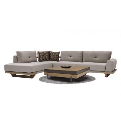 Γωνιακός καναπές Ether