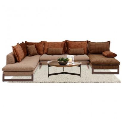 Καναπές γωνία Julio