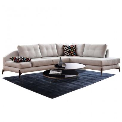 Γωνιακός καναπές Lilium