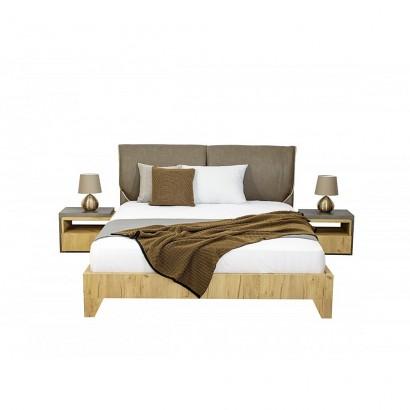 Κρεβάτι διπλό Lucy