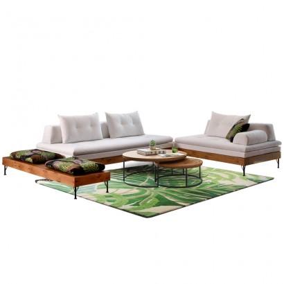 Γωνιακός καναπές Palm