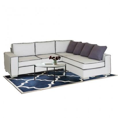 Πολυμορφικός γωνιακός καναπές Pedro