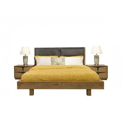 Διπλό κρεβάτι Pillow