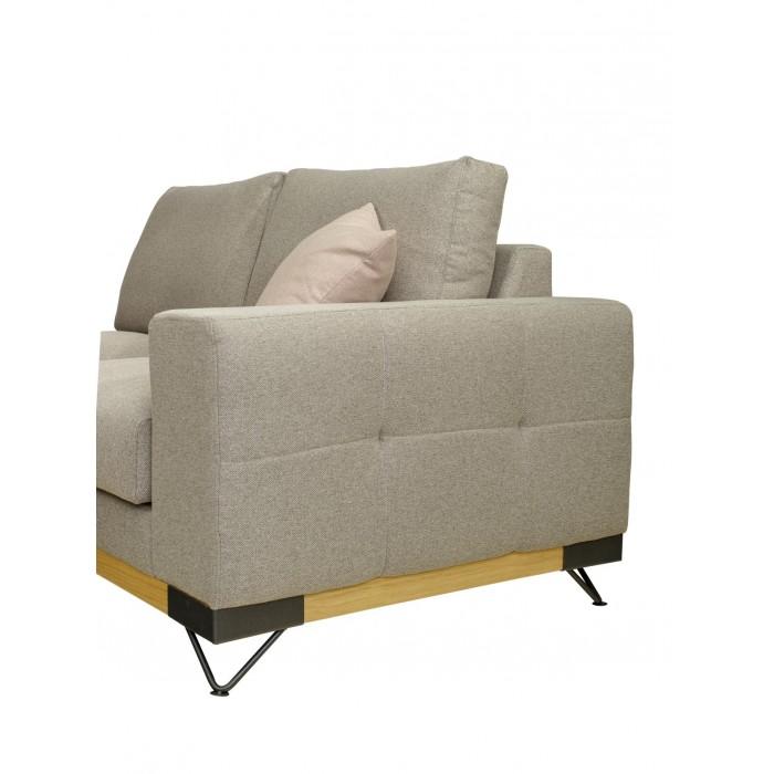 Γωνιακός καναπές Crown