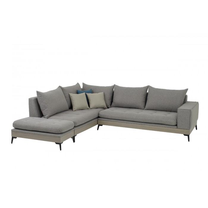 Γωνιακός καναπές Pink