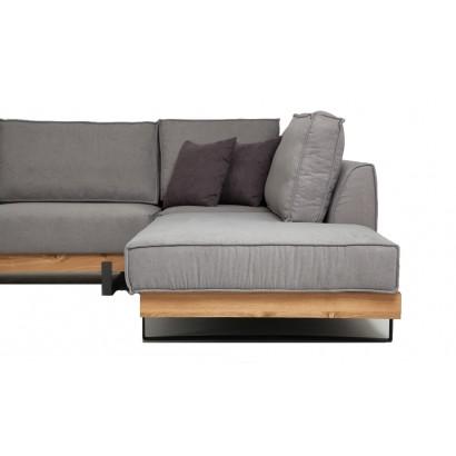 Καναπές γωνία Wood