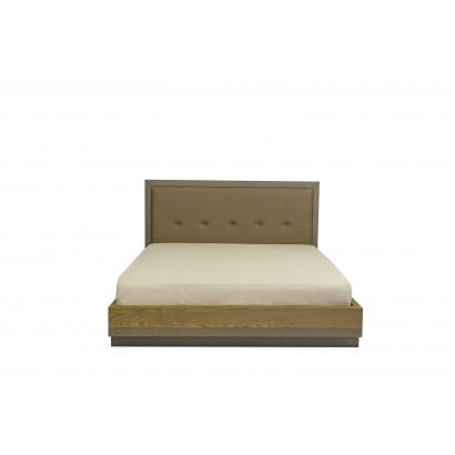 Διπλό κρεβάτι Deco (για στρώμα 1,60 Χ 2,00)