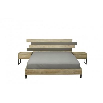 Διπλό κρεβάτι Matrix
