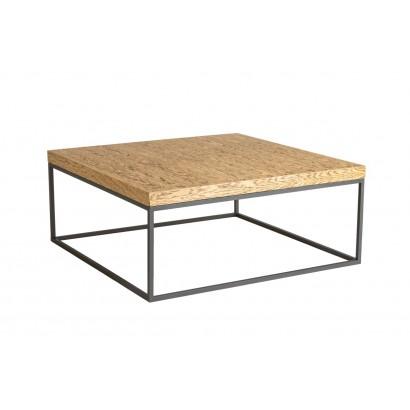 Τετράγωνο τραπέζι σαλονιού Rise