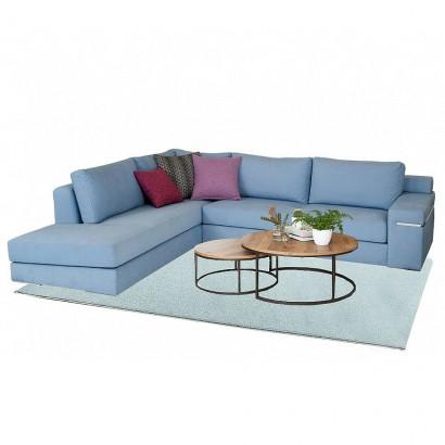 Καναπές γωνία Rich