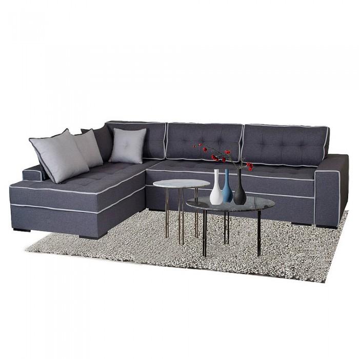 Γωνιακός καναπές κρεβάτι Rock