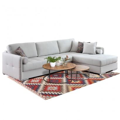 Γωνιακός καναπές Simple