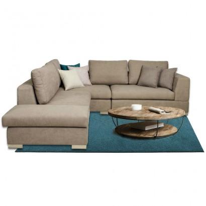 Καναπές γωνία Straight