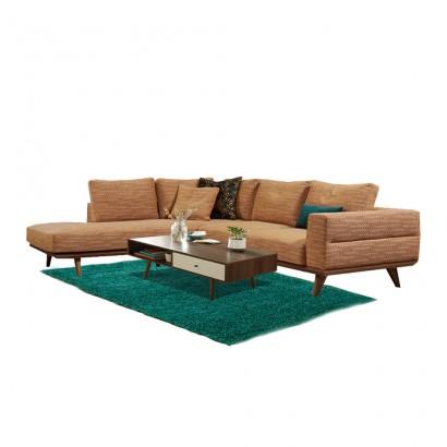 Γωνιακός καναπές Stripe