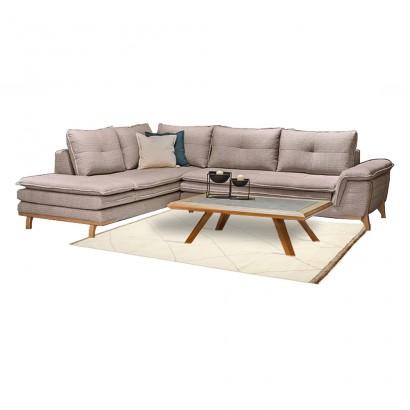Γωνιακός καναπές Vivian