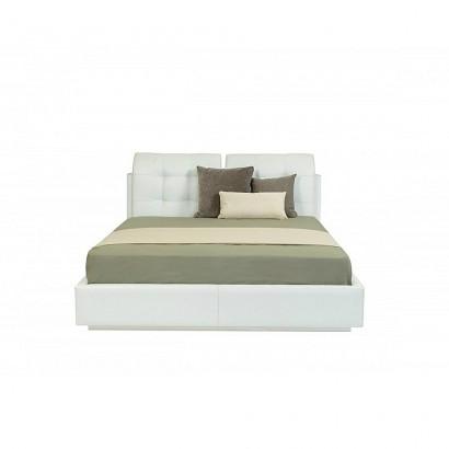 Διπλό κρεβάτι White