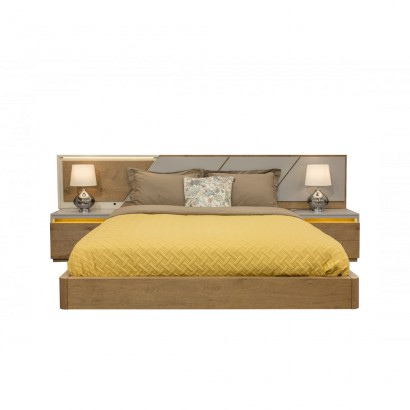 Διπλό κρεβάτι Yellow
